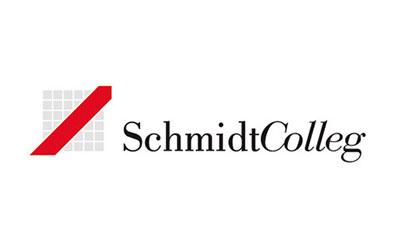 BEWEGTERBLICK Referenzen Schmidt Colleg Logo