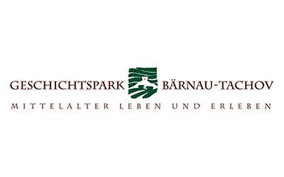 BEWEGTERBLICK Referenzen Geschichtspark Logo