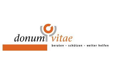 BEWEGTERBLICK Referenzen Donum Vitae Logo