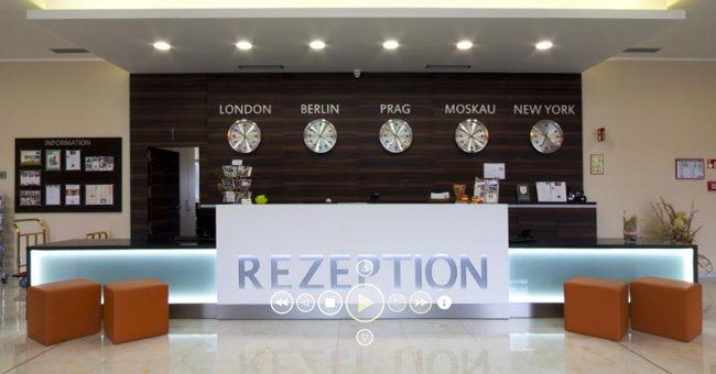 BEWEGTERBLICK Sibyllenbad Hotel Filmproduktion Medienproduktion